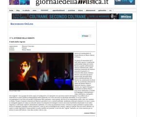 INGRATE_RECE_GIORNALE MUSICA